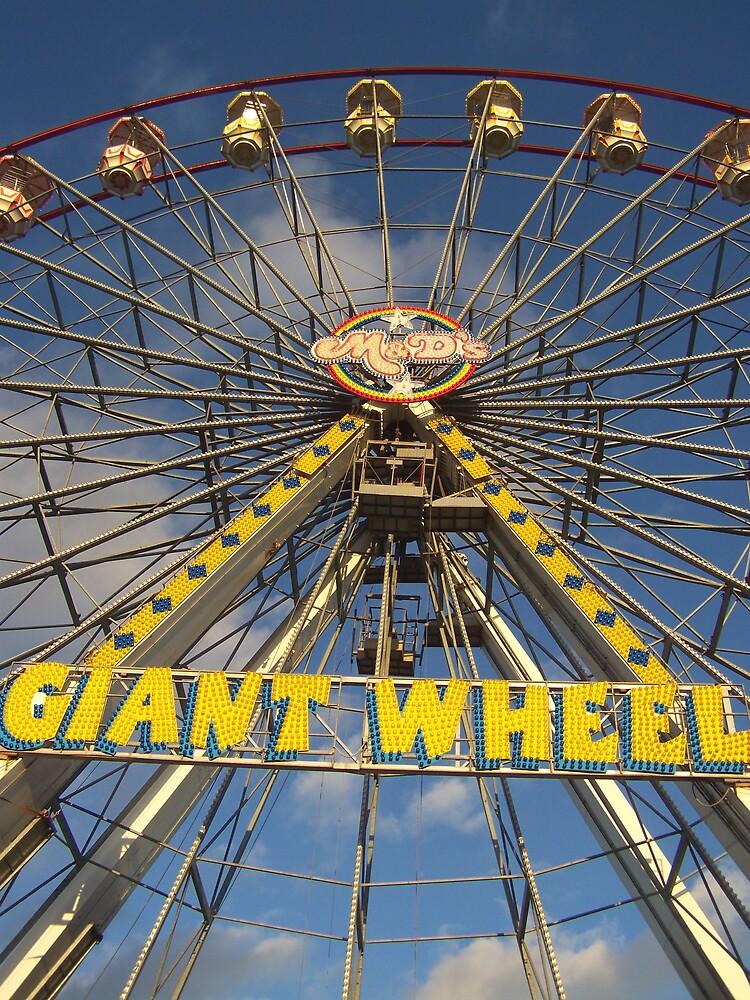 graint wheel by natasha nelson