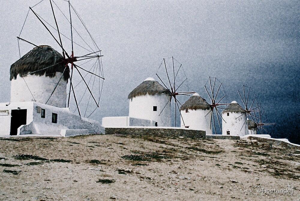 Greece-Mikonos1 by Tibetansky