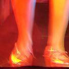 shiny shoes by Marina Hurley