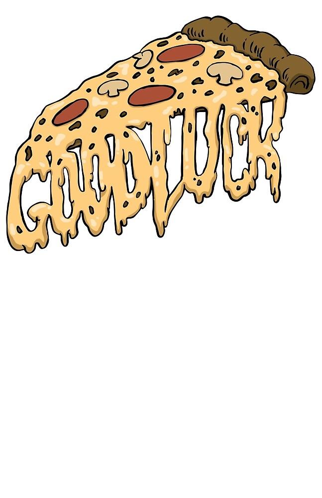 Pizza by darbydraws