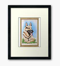Its Always Sunny - Hitlers Dog Framed Print
