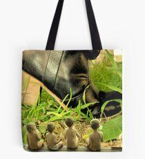 Bums Tote Bag