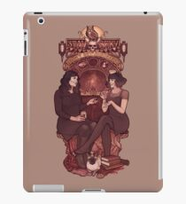 Stay Sexy & Don't Get Murdered iPad Case/Skin