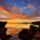 Wangi Point at Dusk by Mark Snelson