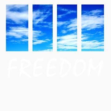 Blue Sky Freedom by dmo31