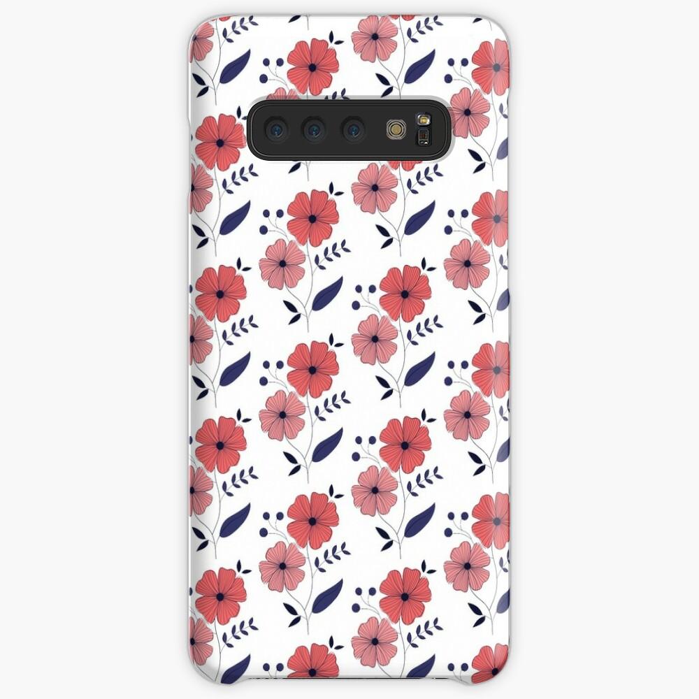 Flowers Case & Skin for Samsung Galaxy