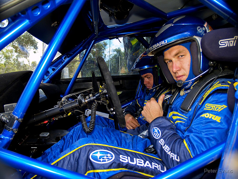 Aussie Subaru Crew by Peter Evans