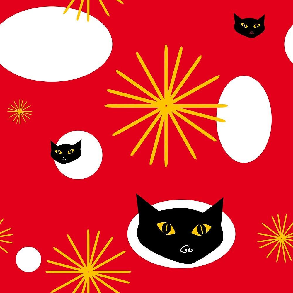 Cat Flash Fever by HarryMoonbeam