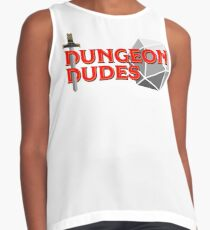 Dungeon Dudes Contrast Tank
