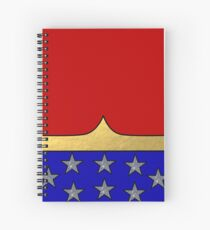 Wonder Hero Spiral Notebook