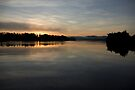 'Softly' ~ A Winter Dawn over Johnstone River, Innisfail FNQ by Kerryn Madsen-Pietsch