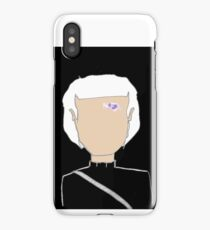 Colour on the brain iPhone Case/Skin