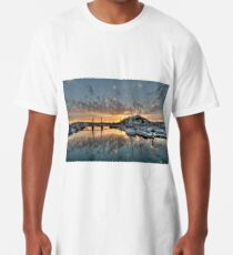 Torquay at Sunset  Long T-Shirt