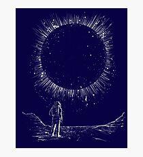 black hole sun Photographic Print