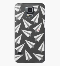 Paperman Paper Airplanes - Minimal Case/Skin for Samsung Galaxy