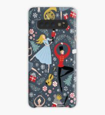 Clara's Nutcracker Ballet repeat by Robin Pickens Case/Skin for Samsung Galaxy