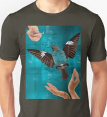 Until All Cages are Empty T-Shirt