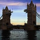 Tower Bridge... by Ella