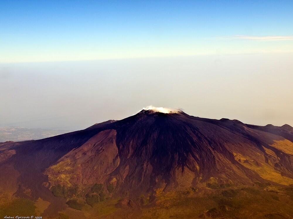 Mt.Etna by Andrea Rapisarda