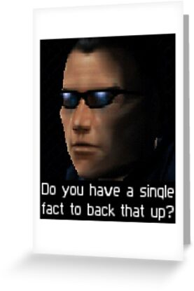 Deus Ex- Do you have a single fact to back that up? by MareFoxyQawz