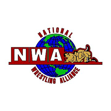 National Wrestling Alliance Logo - COLOR by kagegfx