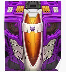 Transformers Skywarp Poster