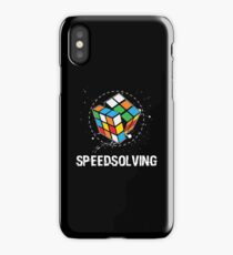 Speedsolving iPhone Case/Skin