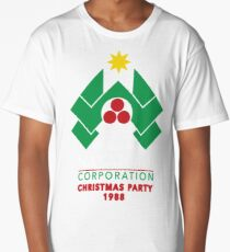 Nakatomi Corporation - Christmas Party Long T-Shirt