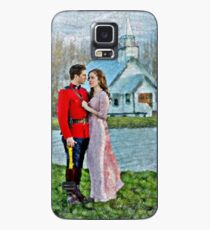 Funda/vinilo para Samsung Galaxy Jack y Elizabeth