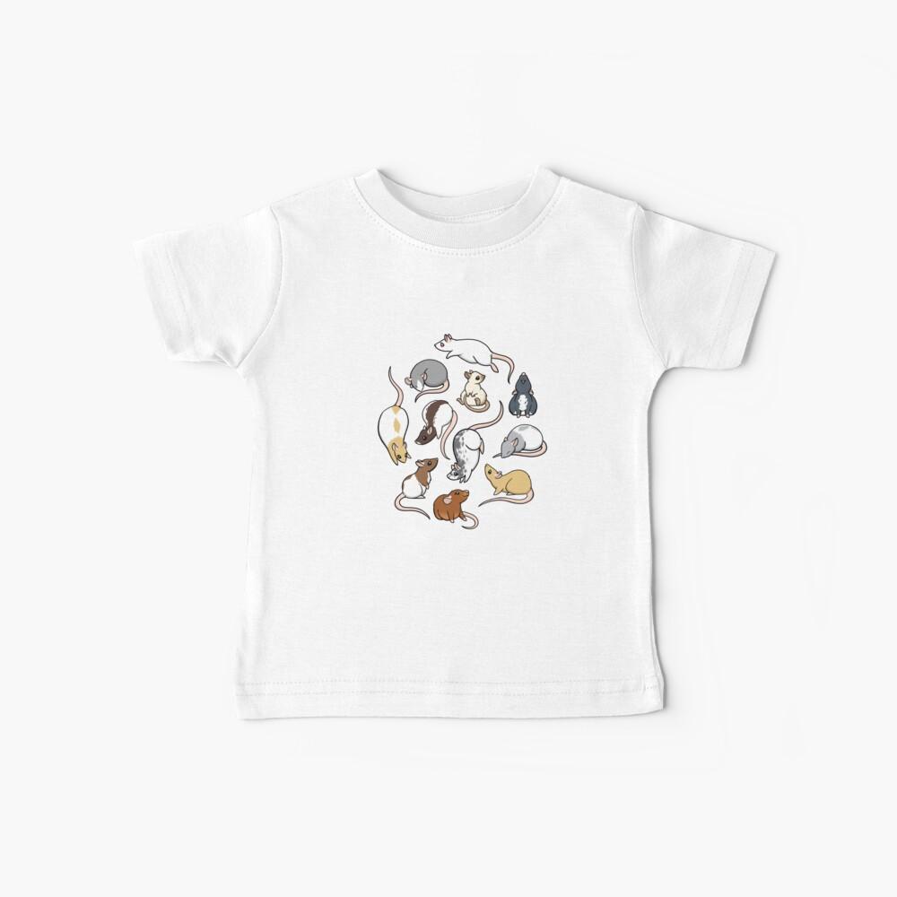Rats Baby T-Shirt