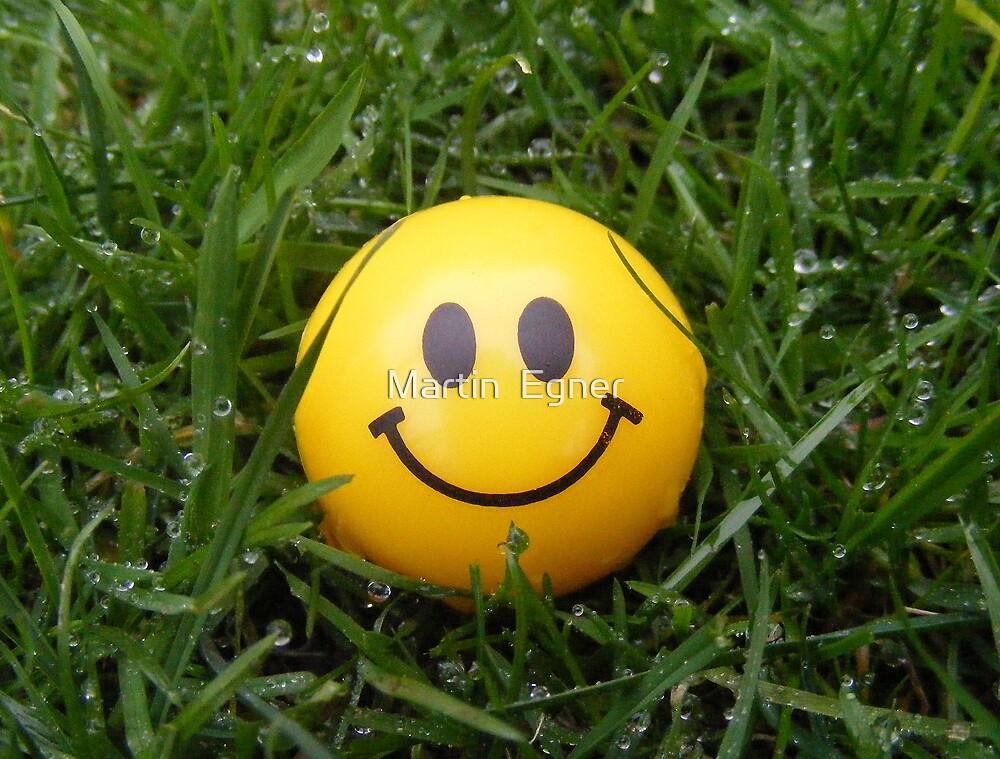 Lazin' Happy by Martin  Egner