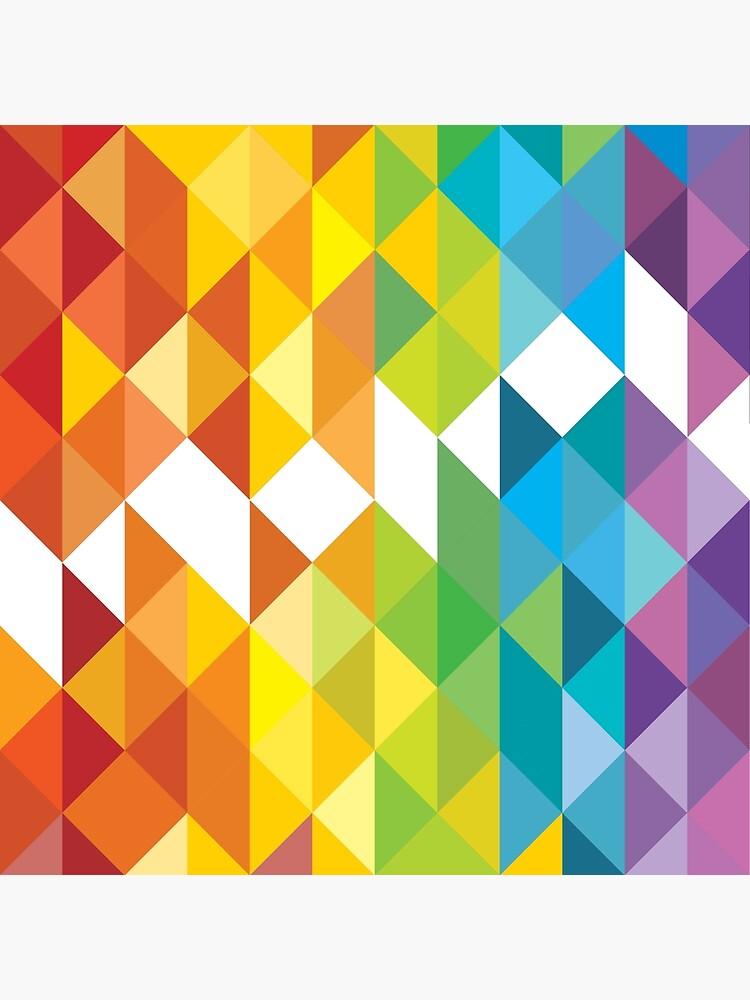 Mosaik 1495 - Regenbogen-Verbindung von carlhuber