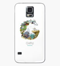 Tribute Color (with caption) Case/Skin for Samsung Galaxy