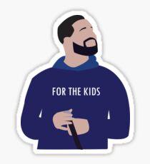 Drake FTK Sticker