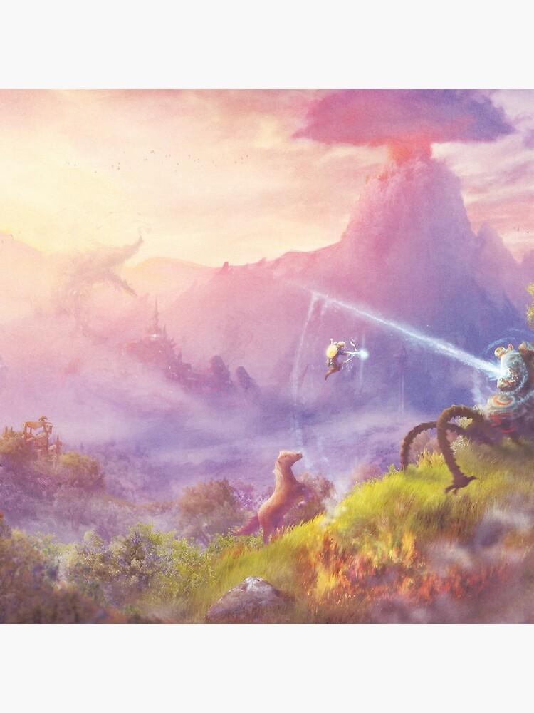 Breath of Adventure  by orioto