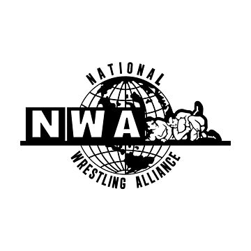 National Wrestling Alliance Logo - BLACK by kagegfx