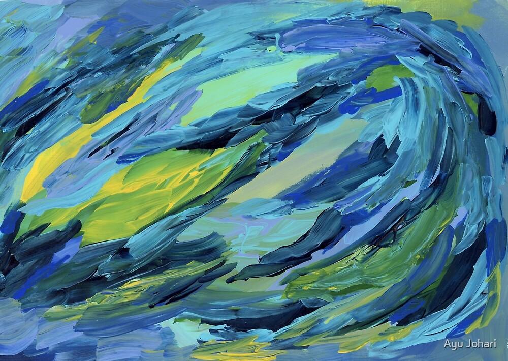 Free spirit by Ayu Johari