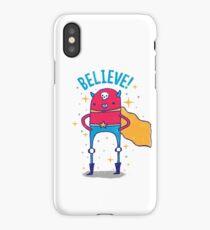 BELIEVE! iPhone Case/Skin