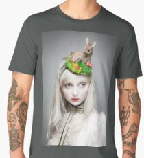 I Shot Bambi With My Bow And Arrow Hat  Men's Premium T-Shirt