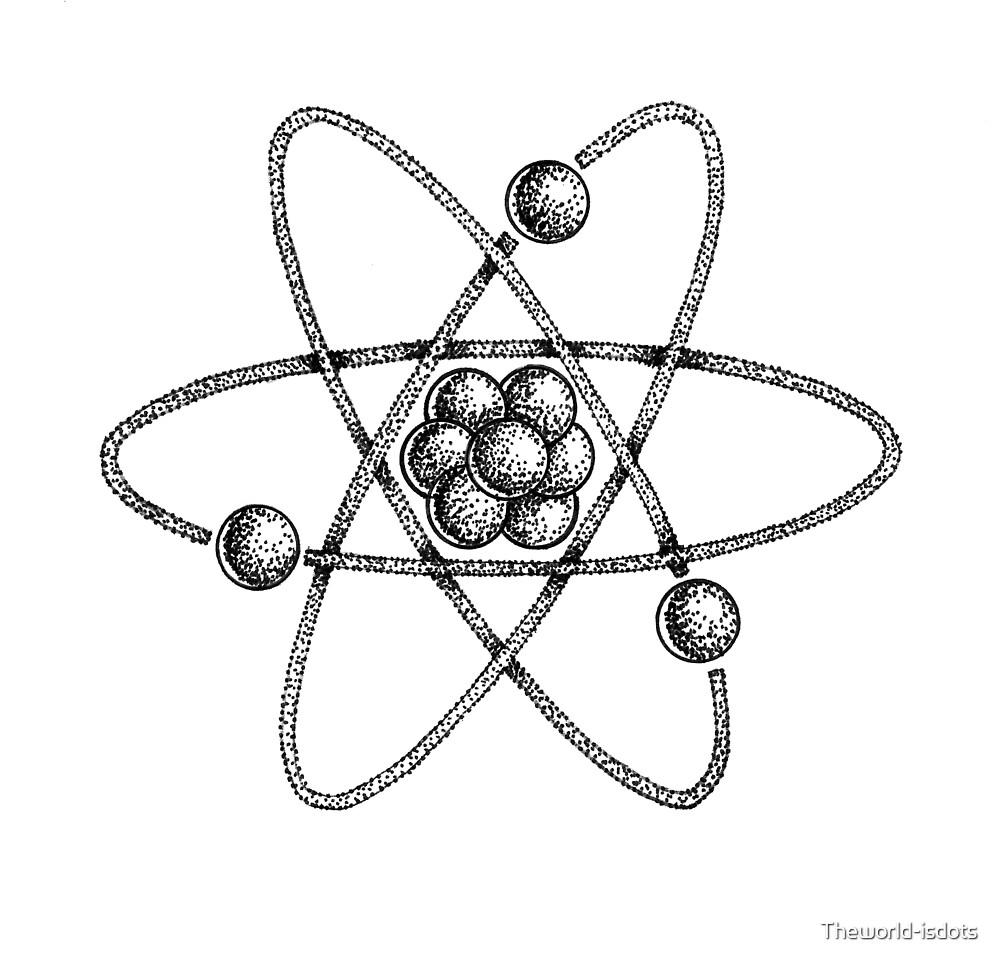 Atom by Theworld-isdots