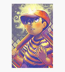 NESS EARTHBOUND Photographic Print