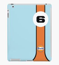 Gulf Racing  iPad Case/Skin
