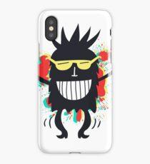 Crazy Monster iPhone Case/Skin