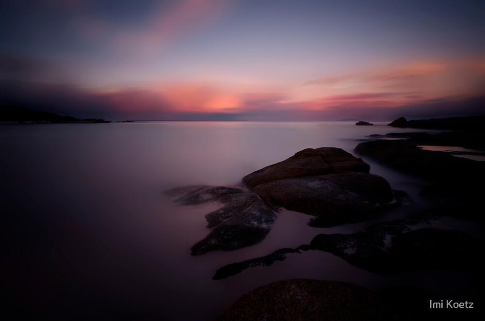 Jeaneret Beach.....Tasmania by Imi Koetz