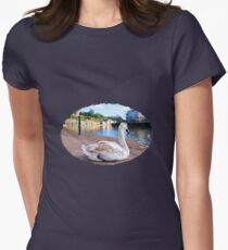 Young Adult Swan - Impressions T-Shirt