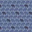 Elefant / Elephant von LilaLotta