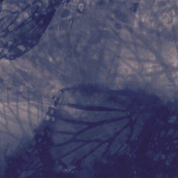 Indigo Mariposa by Cowchica17526