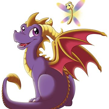 Spyro (No BG) by Shila
