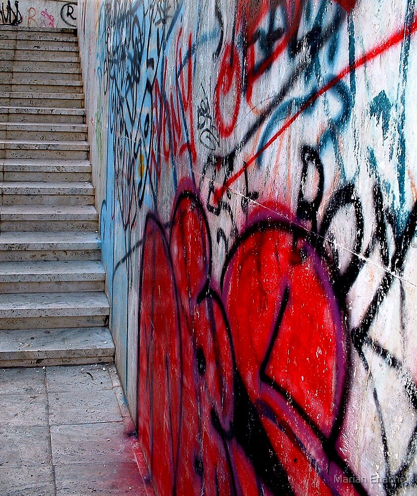 grafitti by Marian Enache