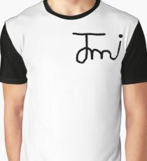 Just Mj Graphic T-Shirt